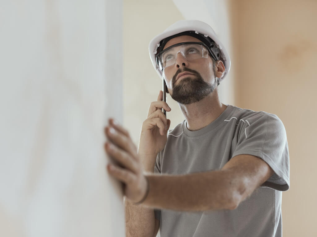 Customer not paying for construction work